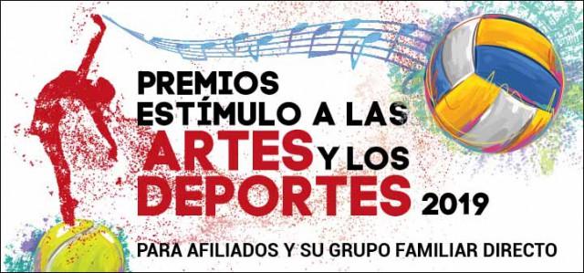 afiche Premio Estímulo 2019 elegido